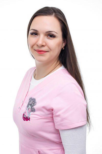 Лопатіна Ліля Василівна