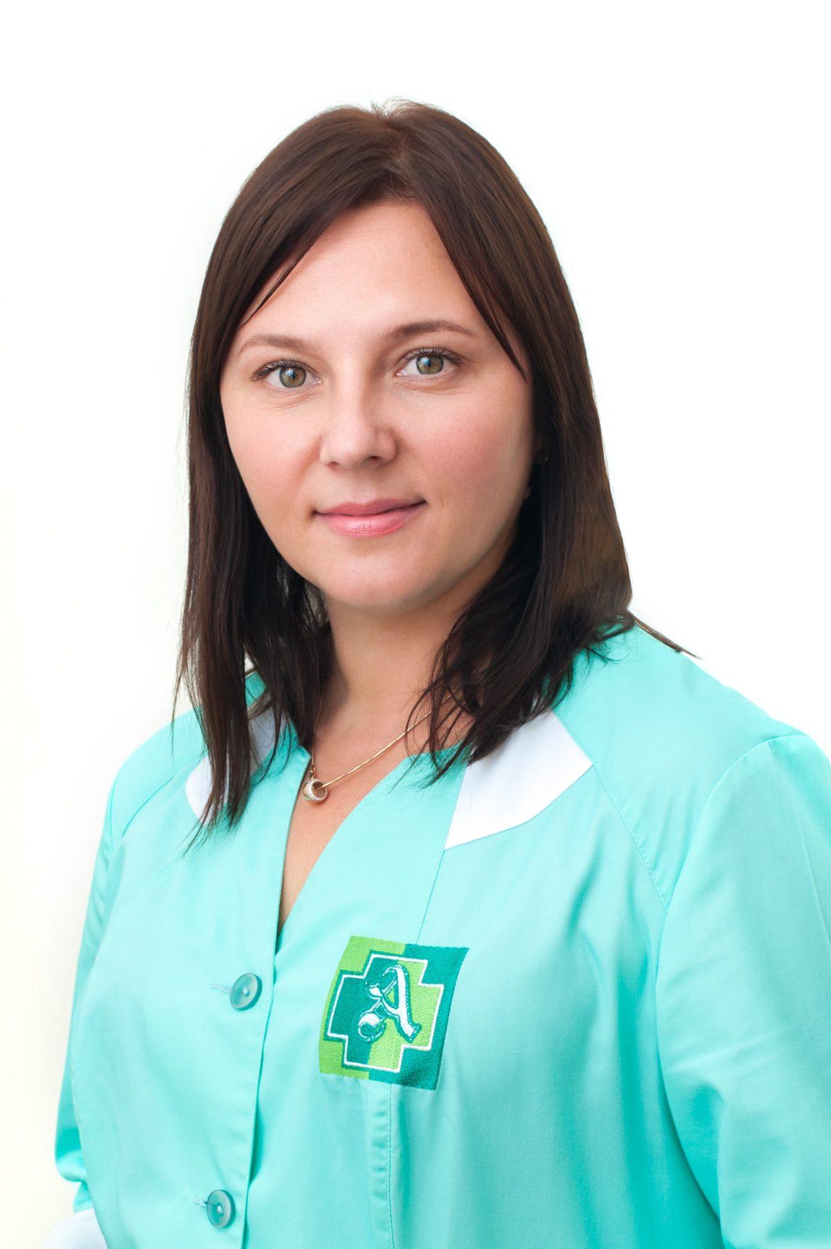 Уманець Антоніна Сергіївна