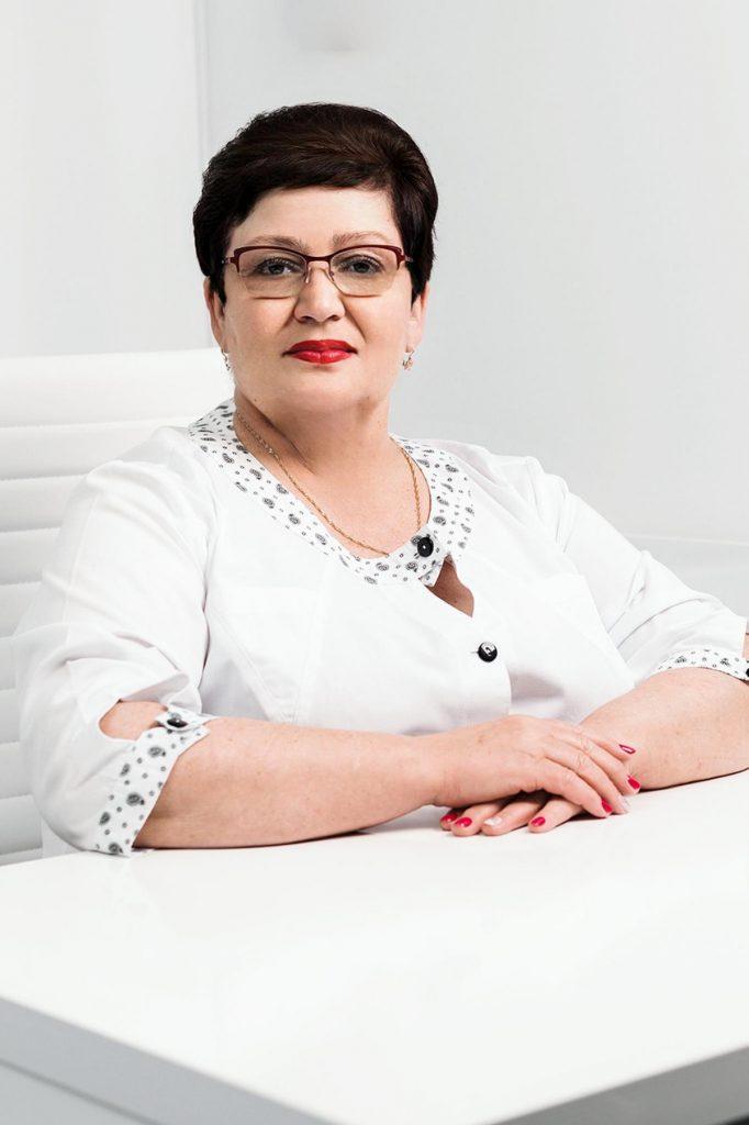 Дяченко Любов Петрівна