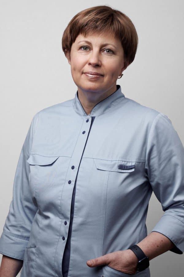 Кріт Світлана Василівна